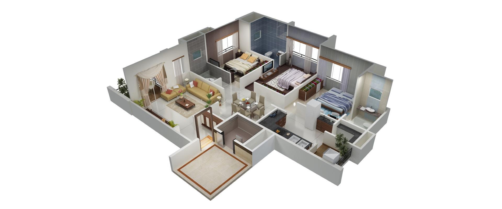 Узаконить перепланировку квартиры в ипотеке