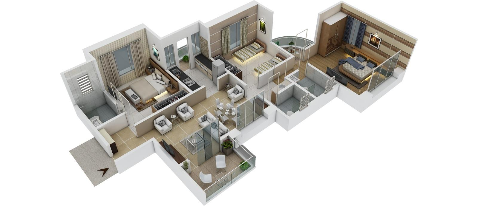 Как выбрать квартиру в ипотеку