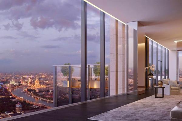 Галерея интерьеров Neva Towers