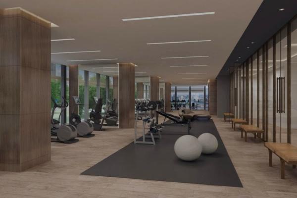 Neva Towers Фитнес клуб.