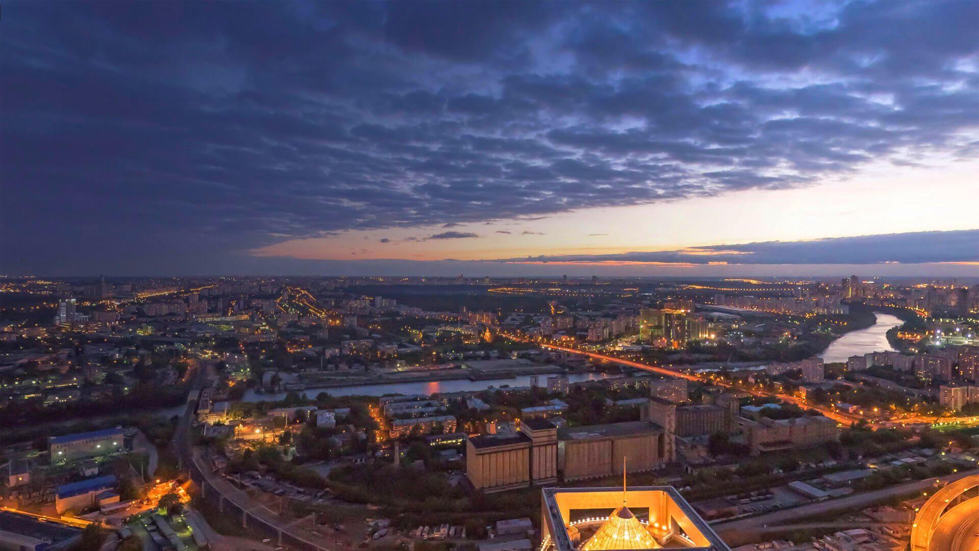 Виды Neva Towers