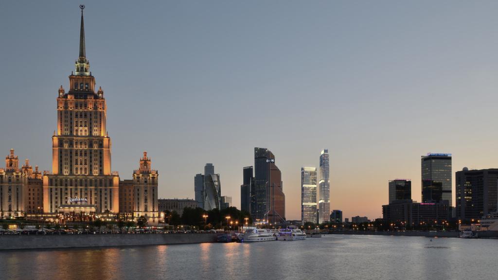 Neva Towers Москва