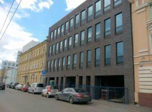 Офисный центр, 2450 кв.м. на Озерковской набережной, д.14.