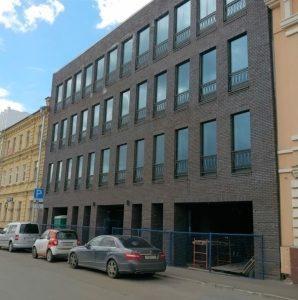 Продается ОСЗ, офисный центр, 2450 кв.м., Озерковская набережная, д. 14