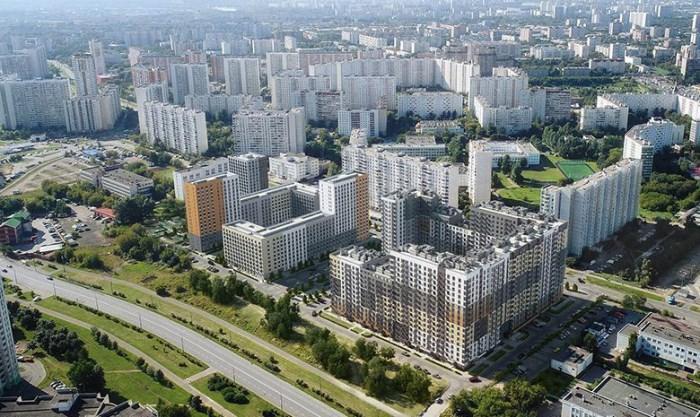 Жилой комплекс ВЛюблино